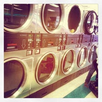 Photo taken at Laundry Palace by Ruthie M. on 7/14/2012