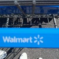 Photo taken at Walmart Supercenter by Bobbie P. on 3/13/2012