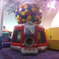 Photo taken at Jump!Zone - Niles by Carol . on 5/25/2012