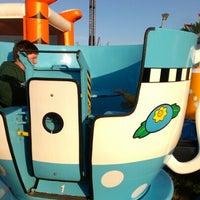 Photo taken at Dakota County Fairgrounds by Kate K. on 8/11/2012