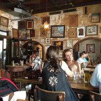 Photo taken at Napoleon House by Melissa D. on 7/21/2012
