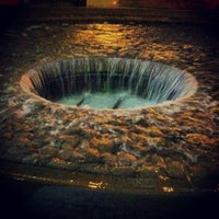 Photo taken at UCLA Inverted Fountain by Eric W. on 9/8/2012