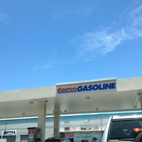Photo taken at Costco Gas by Steven S. on 5/20/2012
