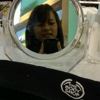 Photo taken at The Body Shop by maia l. on 9/2/2012