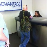 Photo taken at Advantage Rent A Car by Rex C. on 2/22/2012