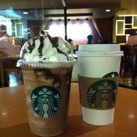 Photo taken at Starbucks by Bo W. on 2/17/2012