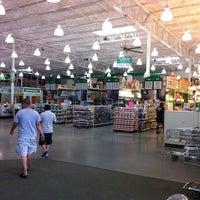 Photo taken at Menards by Todd C. on 7/1/2012