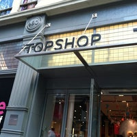 Photo taken at Topshop by Jackie B. on 6/23/2012