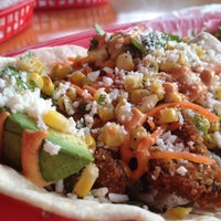 Photo taken at Torchy's Tacos by AlmostVeggies.com on 5/2/2012
