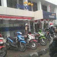 Photo taken at Bank Mandiri Kanwil XII by angki W. on 8/13/2012