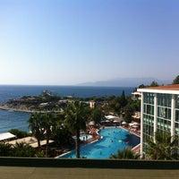 9/4/2012 tarihinde Hamdi A.ziyaretçi tarafından Pine Bay Holiday Resort'de çekilen fotoğraf