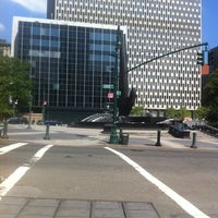Photo taken at St. Andrew's Plaza by Thomas N. on 7/6/2012