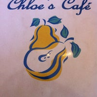 Photo taken at Chloe's Café by Raul M. on 3/9/2012