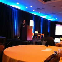 Photo taken at The Open Group Conference Washington DC, #ogDCA by Patty on 7/16/2012