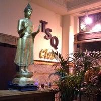 Photo taken at Thai Square by luna L. on 6/23/2012