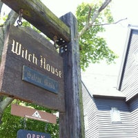 Photo taken at Witch House by Kevin C. on 5/31/2012