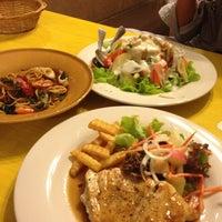 Photo taken at Steak - Kun,bangsean,chonburi by kubkaem N. on 7/26/2012