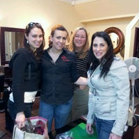 Photo taken at Salon POSH by Beverly C. on 4/10/2012