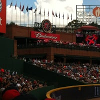 Photo taken at The Braves Chop House by Jimmy S. on 9/1/2012