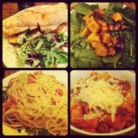 Photo taken at Ruby's Café by April Joy C. on 3/30/2012