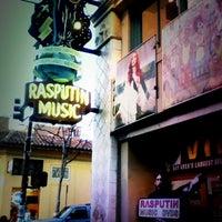 Photo taken at Rasputin Music by GBB G. on 2/4/2012
