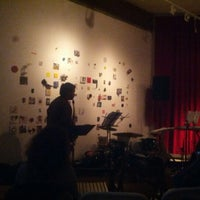 Photo taken at Red Poppy Art House by Ivan S. on 8/4/2012