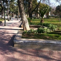 Photo taken at Plaza de Armas de Buin by Carlos L. on 7/10/2012