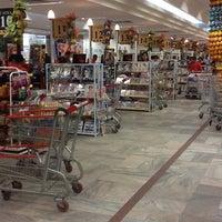 Photo taken at Supermercados Líder & Magazan by Eleni O. on 3/24/2012