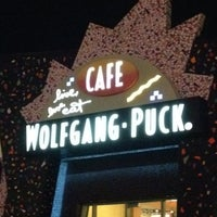 Photo taken at Wolfgang Puck Express (West Side) by Alberto C. D. on 7/11/2012