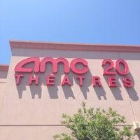 Photo taken at AMC Mercado 20 by Nam N. on 5/9/2012