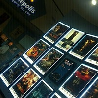 Photo taken at Cinépolis by Ethel R. on 3/5/2012