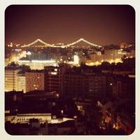 Photo taken at Sheraton Lisboa Hotel & Spa by торстен (雷神石) T. on 7/23/2012