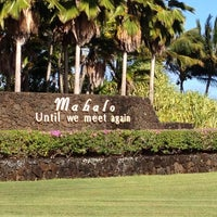 Photo taken at Lihue Airport (LIH) by Amy A. on 9/7/2012
