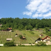 Photo taken at Dvor by Darja S. on 5/26/2012