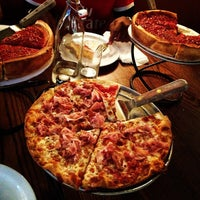 Photo taken at Patxi's Pizza by David R. on 7/21/2012