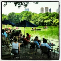 Photo taken at The Loeb Boathouse in Central Park by Heavy on 6/29/2012