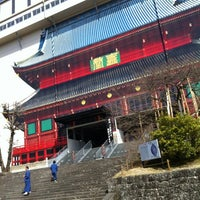 Photo taken at 日光山 輪王寺 by Tomo M. on 4/13/2012
