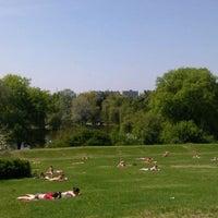 Photo taken at Park Moczydło by Nikolaj K. on 5/3/2012