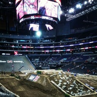 Photo taken at X Games Los Angeles 2012 by Chris B. on 7/2/2012