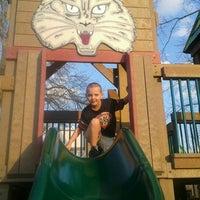 Photo taken at Cedar Hill Park by Nick W. on 3/13/2012