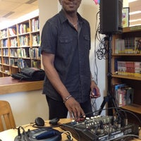 Photo taken at Free Library Of Philadelphia West Oak Lane Branch by Stephanie R. on 7/18/2012