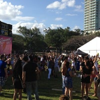 Photo taken at Taste of the Grove by Chelsea C. on 4/15/2012