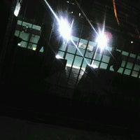 Photo taken at Coliseo Aldo Chamochumbi by Dora Lucia V. on 4/20/2012