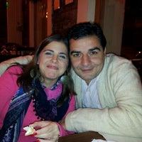 Photo taken at A Mano by Alejandro A. on 4/30/2012