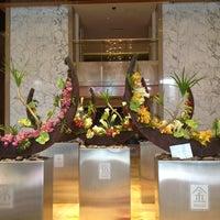 Photo taken at Sheraton Guangzhou Hotel 广州喜来登酒店 by Valentina C. on 4/25/2012