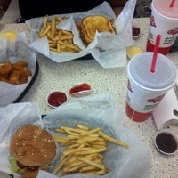 Photo taken at Hardee's / Red Burrito by Kenneth F. on 3/23/2012