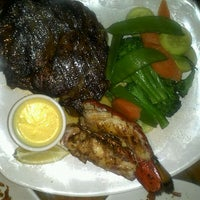 Photo taken at Outback Steakhouse by Cheina Curvaciousdiva D. on 4/16/2012