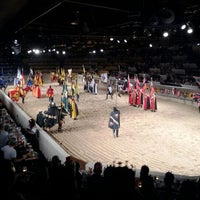 Photo taken at Medieval Times by Kevin C. on 5/20/2012