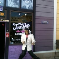 Photo taken at Tootsie's World Famous Orchid Lounge by Jamie G. on 3/22/2012