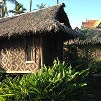 Photo taken at Mook Lanta Boutique Resort And Residence Koh Lanta by Thammarat T. on 2/25/2012